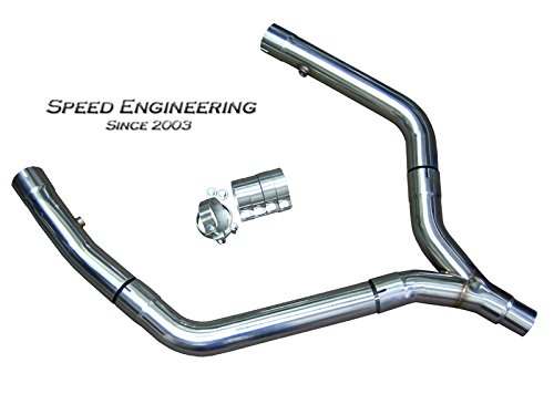 Firebird Headers (LS1 Camaro & Firebird Off-Road Y-Pipe (F-Body)