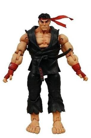 Street Fighter IV Survival Mode NECA Player Select Action Figure ()