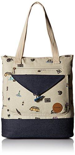Dakine 8210017 Dakota Hemlock Shoulder Bag