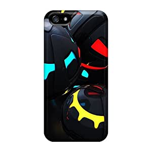Snap-on 3d Vision Case Cover Skin Compatible With Iphone 5/5s