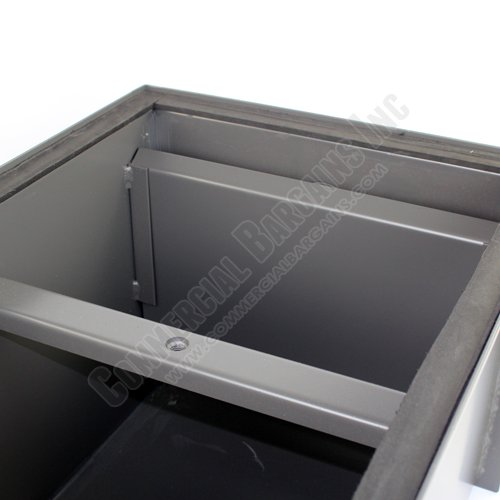 WentWorth 30 Pound Grease Trap Interceptor 15 GPM Gallons Per Minute WP-GT-15 by Wentworth (Image #4)
