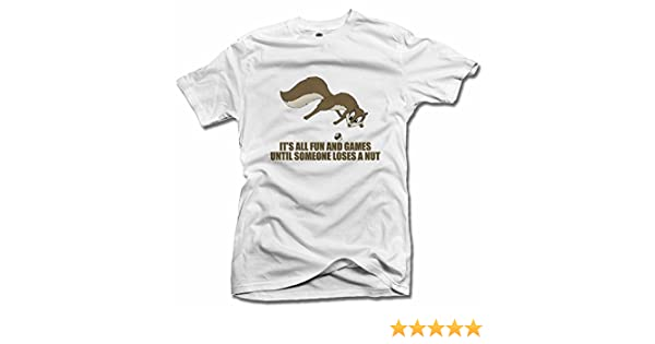 Kids//Youth Its All Fun and Games Until Someone Loses A Wiener T-Shirts Short Sleeve Children Tees