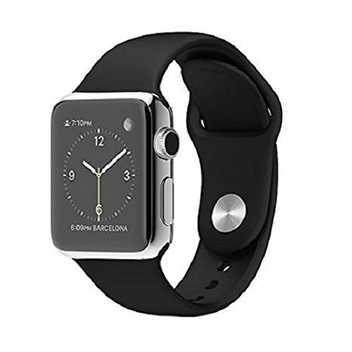 Apple Watch 38mm MJ2Y2J/A [ブラックスポーツバンド]