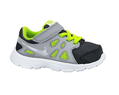 Argent Argent Chaussures Chaussures Chaussures Metallic Nike vlt wht B Silver Tdv Mixte Vert Blanc Noir black Premiers 2 Revolution Pas tOnqAOza