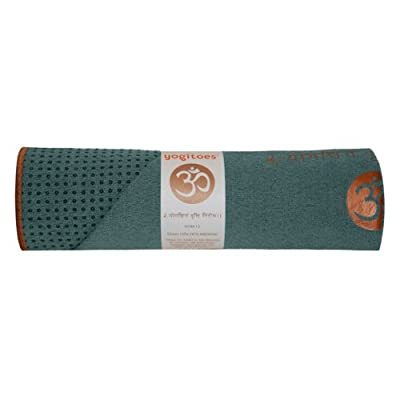 Yogitoes Skidless Premium Mat-Size Yoga Towel by yogitoes