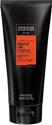 Axe Spiked Up Look Gel, 6 oz (6 Pack)