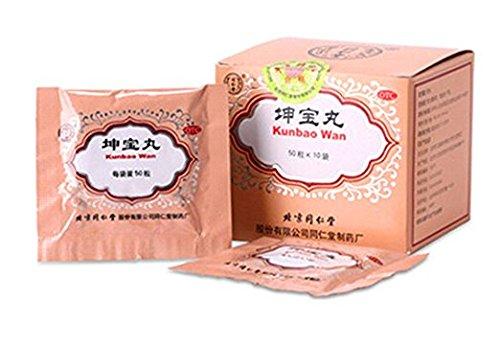 menopause-syndromehrthot-flushessweat-kun-bao-wan10-bags-one-box-tong-ren-tang-3