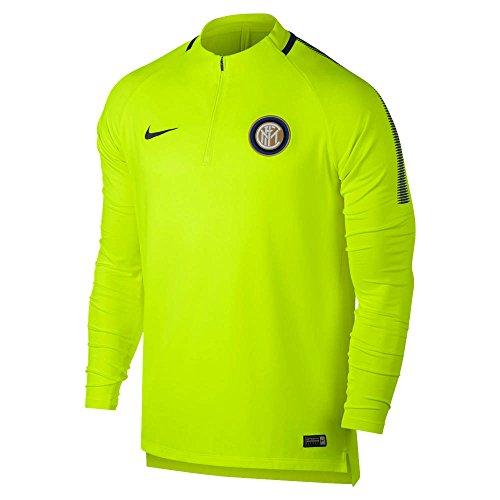 2017-2018 Inter Milan Nike Drill Training Top - Milan Training Shirt