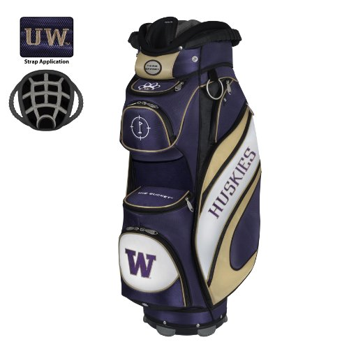 Best Prices! Team Effort Washington Huskies The Bucket Cooler Cart Bag