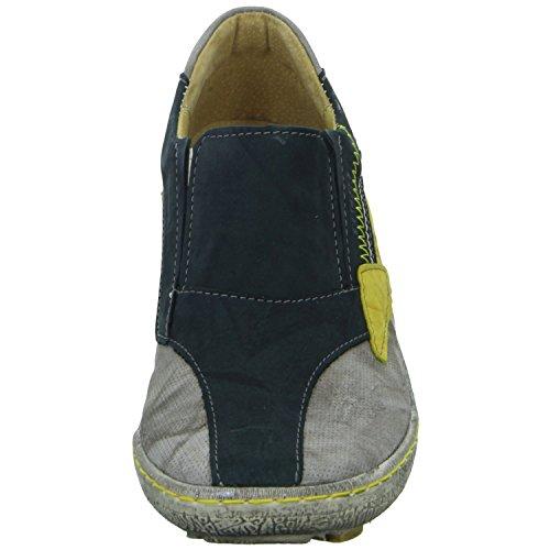 Kacper 2-3900-459 + 460p + 740 Vrouwen Pantoffel Schoen Toevallige Zwarte (black)