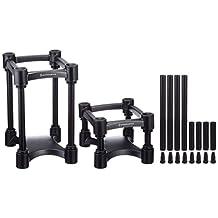 IsoAcoustics ISO-L8R155 Home and Studio Speaker Stands - Medium - Pair