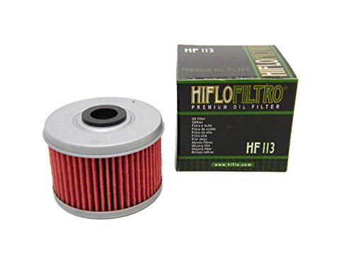 Filtro de aceite HiFlo hf113/para Honda