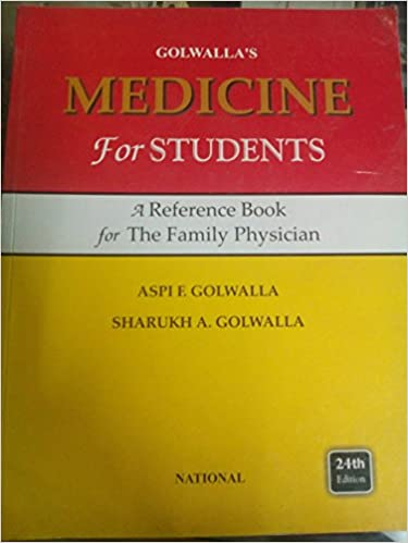 Golwala Book Of Medicine