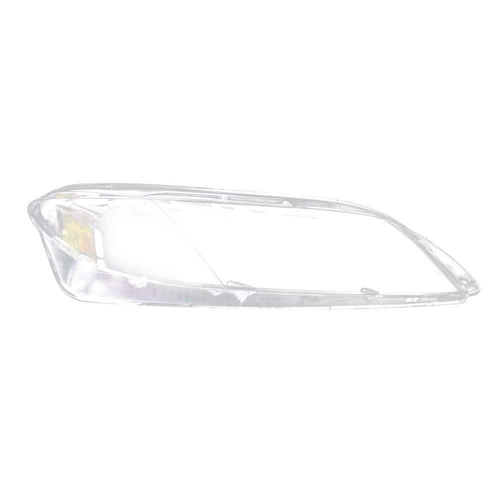 Famyfamy Auto Scheinwerfer Objektiv Glas Lampenabdeckung Lampenschirm Helle Shell Scheinwerfer Geh/äuse Auto Zubeh/ör f/ür Mazda 6 2003-2008