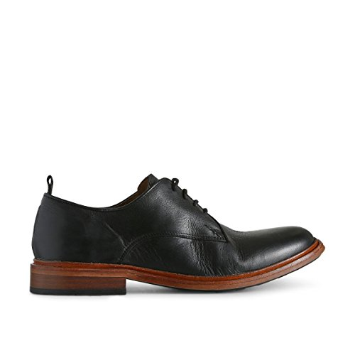 Shoe the Bear Nate L, Derbys Homme Noir (Black 110)