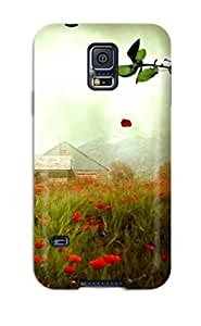 Tpu Protector Snap DJlylcr1792tpsoK Case Cover For Galaxy S5