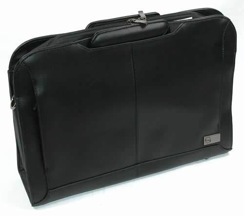 Dell Executive Leather Laptop Briefcase