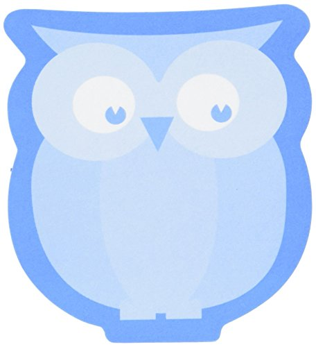Post-it Super Sticky Notes, 3 x 3 Inches (Blue Owl)