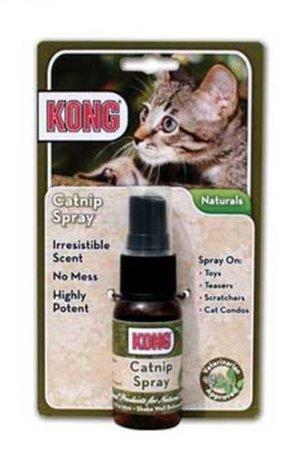 Kong Naturals Catnip spray para gatos, 1-Fluid onzas. Teaser, gato, aceite: Amazon.es: Productos para mascotas