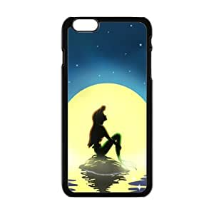 DAZHAHUI Ariel The Little Mermaid Cell Phone Case for Iphone 6 Plus BY RANDLE FRICK by heywan