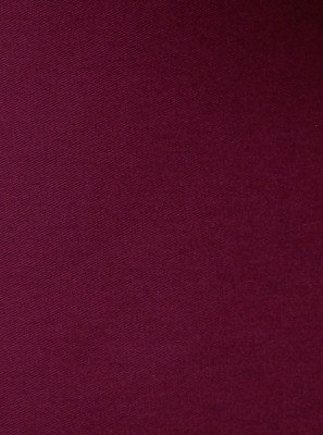 (Organic Cotton Twill Fabric - Plum - By the Yard)