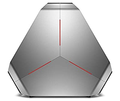 Dell Alienware Area-51 Gaming Machine (Intel Core i7-5820K 6-cores, 32GB DDR4 Ram, 18 TB HDD, Windows 7 Professional)