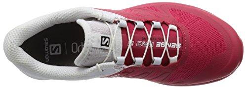 running Lotus White Zapatillas Pink Pink Rosa 2 Pink de Salomon Lotus Mujer Pro Sense wC4qXxnfAR