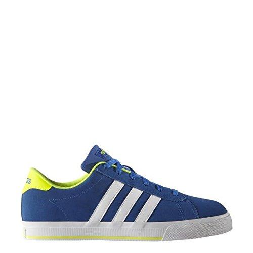 Adidas - Daily - F99636 - Colore: Azzuro-Bianco-Celadon - Taglia: 44.6