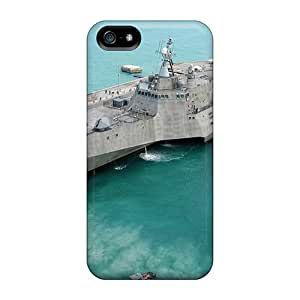 New Style Case Cover VXwrc1186 Uss Independence Compatible With Iphone 5/5s Protection Case