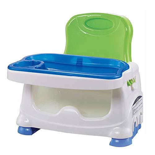 HAHABABY Silla de Comer para Bebe Mesa para niño, Natural Asiento Baby Base 2-in-1 Trona portátil Plegable Comedor,A