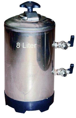 Ablandadores de agua antical 8 litros - máquina de café espresso (BSP para. Rancilio