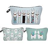 Search : Llama makeup bag fun cartoon versatile purse (Llama-2)