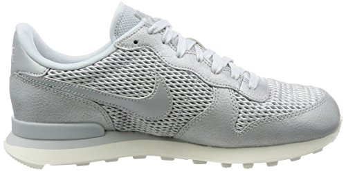 Argent Prm platine W Internationalist Baskets M Nike Femme wBX67qxP