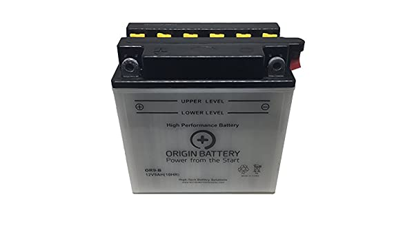 KMG 12 Volts 14Ah Replacement Battery for Honda ATC200 Big Red 1982-1984
