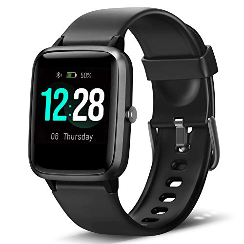 LETSCOM Smart Watch Fitness Trac...