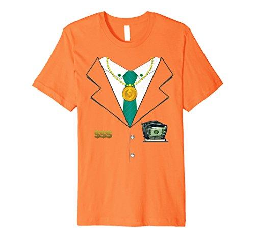 Billionaire T-shirt Easy Halloween Costume - Millionaire