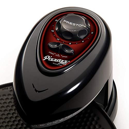 Presto 03430 Pizzazz Plus Rotating Oven, 4 Pack by Presto (Image #3)