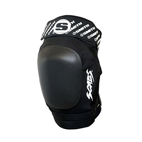 Smith Safety Gear Elite II Knee Pads, Black, Large/X-Large by Smith Safety Gear