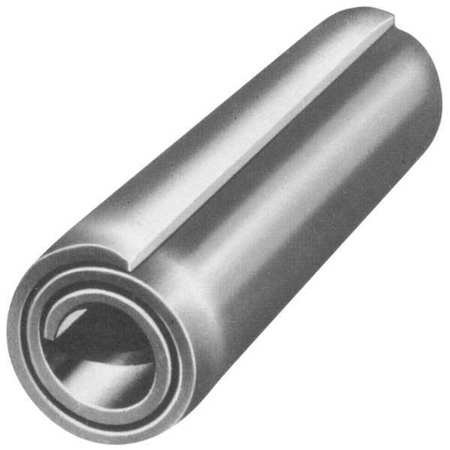 - Spring Pin, Coiled, 1/4inx2in, 5500lb, PK25