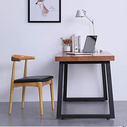 N//A Bureau Petit Appartement Simple Chambre compl/ète Bureau en Bois Massif Bureau