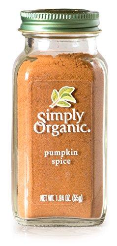 Simply Organic Pumpkin Spice Organic, 1.94 Ounce (Organic Pie)