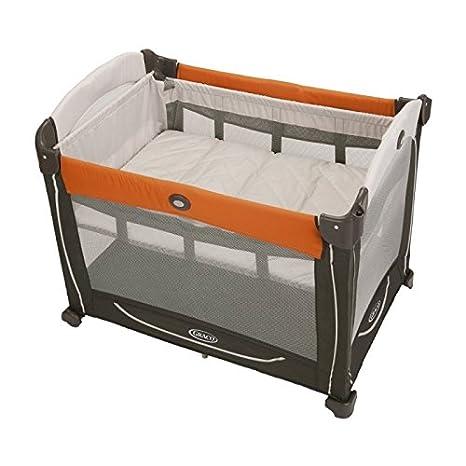 Amazon.com: Graco Tangerine fastaction carriola, snugride ...