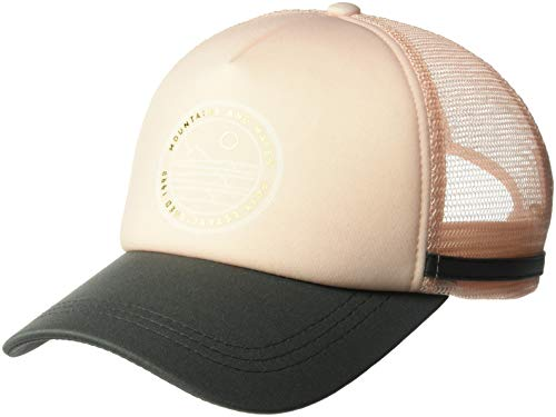 Roxy Women's Dig This Trucker Hat, Cloud Pink, 1SZ