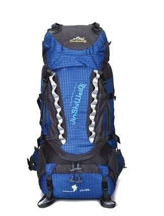 Zehaer Climb Backpack Mountaineering Bag 80l Waterproof Outerwear Men /& Women Large Capacity Sports Shoulder Bag Camping Tent Tour