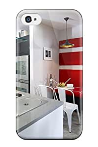 Scratch Proof Protection For Samsung Galaxy S6 Case Cover / popular Red Kitchen Dining Nook Phone Case