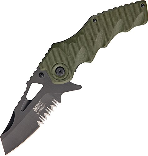 Master Cutlery MX-A816GN 5