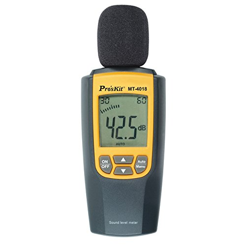 Pro'sKit MT-4018 Sound Level Meter