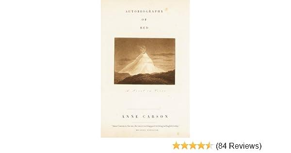 Amazon Autobiography Of Red Vintage Contemporaries Ebook