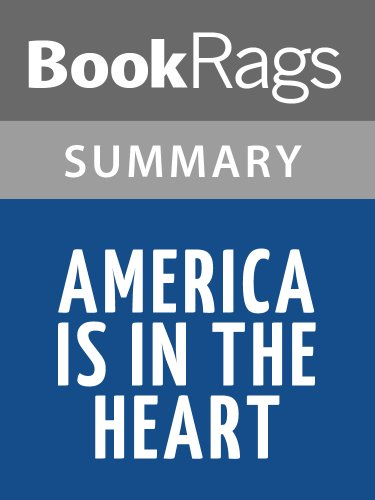 Summary & Study Guide America is in the Heart by Carlos Bulosan