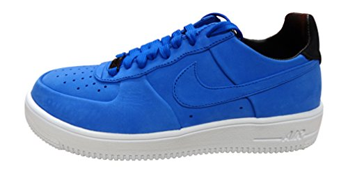 nike Air Force 1 Ultraforce FC Mens Trainers 845061 Sneakers Shoes (US 9.5, hyper cobalt black white 400)